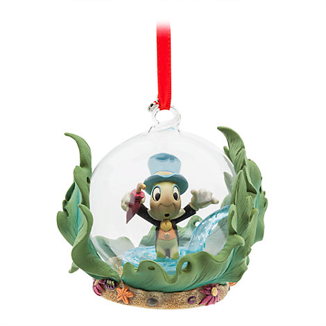 Jiminy Cricket Hanging Ornament