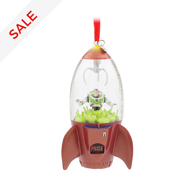 Buzz Lightyear Hanging Ornament, Toy Story