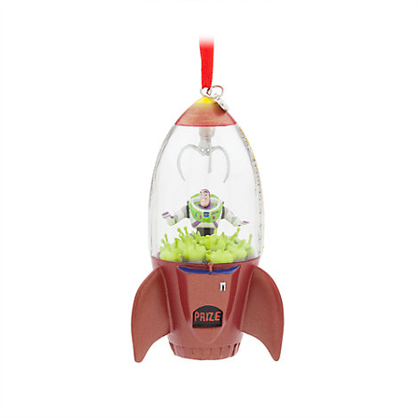 Ornament da appendere Buzz Lightyear, Toy Story
