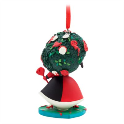 Queen of Hearts Hanging Ornament, Alice in Wonderland