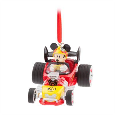 Micky Maus Roadster - Hängendes Dekorationsstück