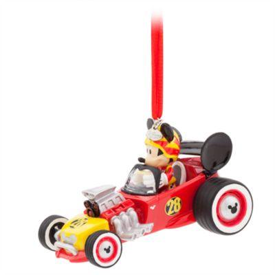 Mickey Mouse Roadster Racers julepynt til ophæng