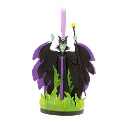 Maleficent Hanging Ornament