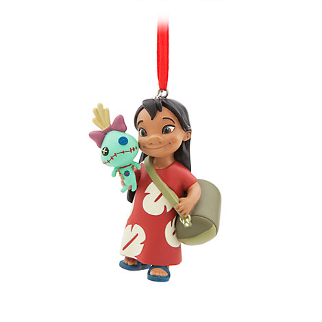 Lilo och Scrump hängande ornament, Lilo och Stitch