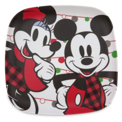 Platos Mickey y Minnie, Comparte la magia (4 u.)