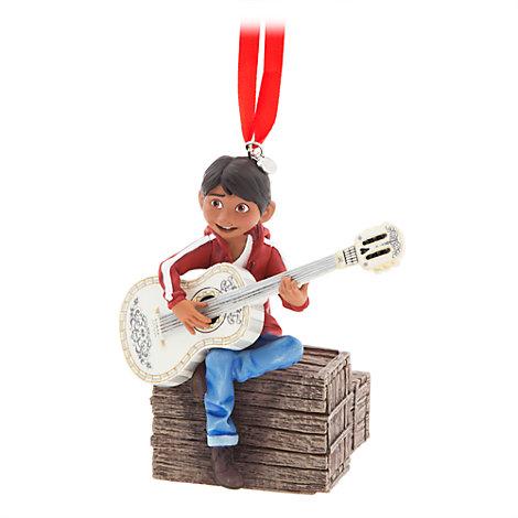 Objet décoratif chantant à suspendre Miguel, Disney Pixar Coco
