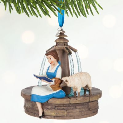 Belle Singing Hanging Ornament