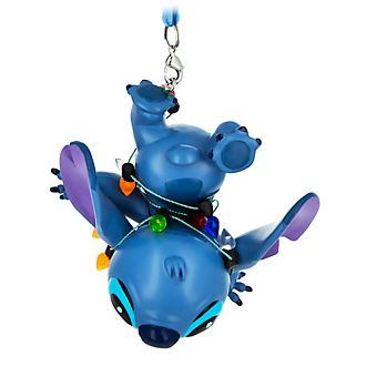 Disney Store Décoration de Noël Stitch à suspendre