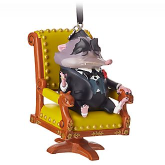 Disney Store Mr Big Hanging Ornament, Zootropolis