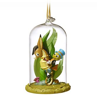 Disney Store Jiminy Cricket Hanging Ornament