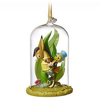 Disney Store Jiminy Cricket Hanging Ornament