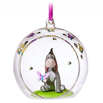 Disney Store Eeyore Hanging Ornament