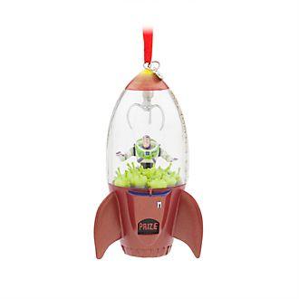 Décoration Buzz l'Éclair à suspendre, Toy Story, Disney Store
