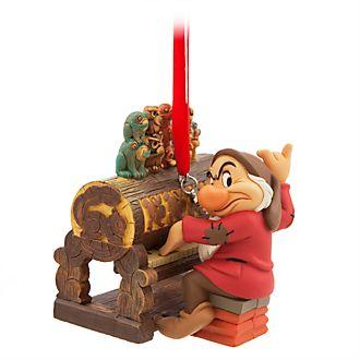Objet décoratif à suspendre Grincheux Disney Store