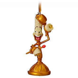 Ornament luminoso da appendere Lumiere Disney Store