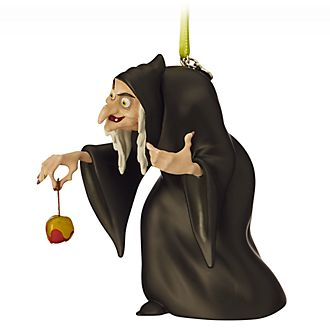 Disney Store Old Hag Hanging Ornament