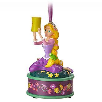 Adorno colgante con música Rapunzel Enredados, Disney Store