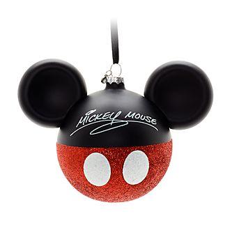 Disney Store Boules de Noël Mickey Mouse