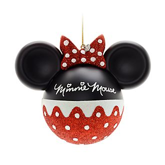 Disney Store Minnie Mouse Bauble