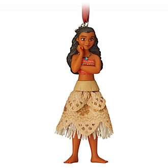 Disney Store Moana Hanging Ornament