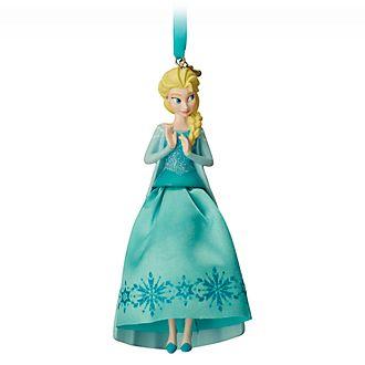 Objet décoratif à suspendre Elsa Disney Store