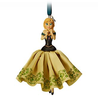 Disney Store Anna Hanging Ornament