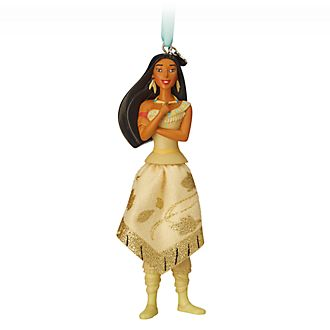 Disney Store Pocahontas Hanging Ornament