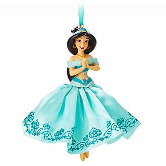 Disney Store Princess Jasmine Hanging Ornament