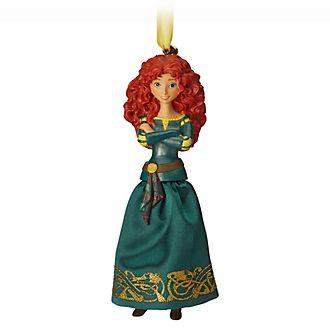 Objet décoratif à suspendre Merida Disney Store, Rebelle
