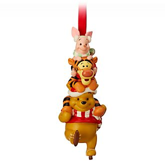 Disney Store Winnie The Pooh Hanging Ornament