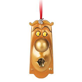 Disney Store Doorknob Hanging Ornament, Alice in Wonderland