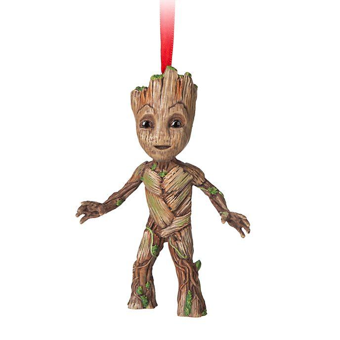 Disney Store Baby Groot Hanging Ornament