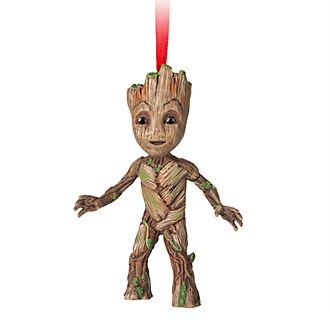 Disney Store Baby Groot Hanging Ornament