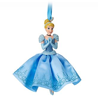 Disney Store Cinderella Hanging Ornament