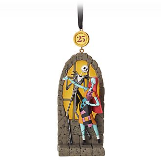 Disney Store The Nightmare Before Christmas Hanging Ornament