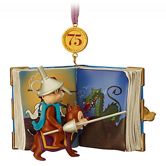 Disney Store Chip 'n' Dale Hanging Ornament
