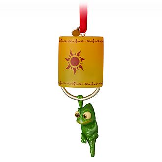 Disney Store Pascal Light-Up Hanging Ornament