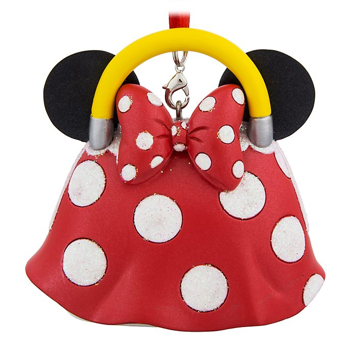 Disney Store Minnie Mouse Handbag Ornament