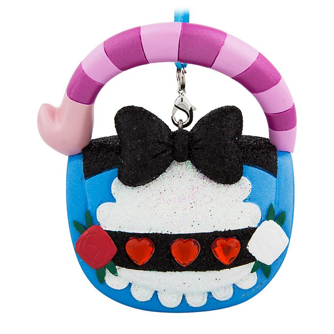 Disney Store Alice in Wonderland Handbag Ornament