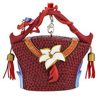 Disney Store Mushu Handbag Ornament