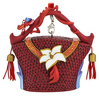 Decorazione borsa Mushu Disney Store