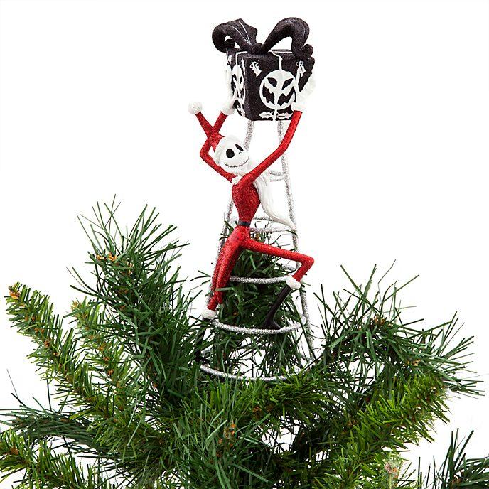 Disney Store Jack Skellington Tree Topper, The Nightmare Before Christmas