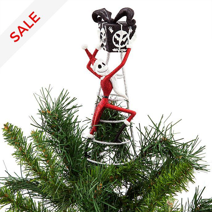 Disney Christmas Tree Topper Uk.Disney Store Jack Skellington Tree Topper The Nightmare Before Christmas