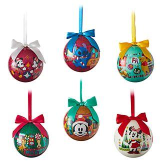 Regala la Magia Disney Store, 6 decorazioni da appendere