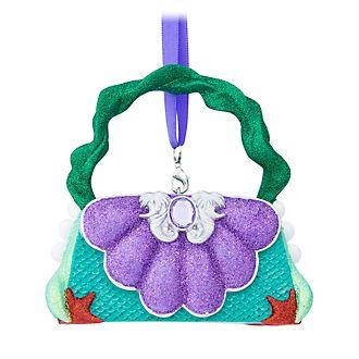 Adorno Ariel Handbag Ornament, Disney Store
