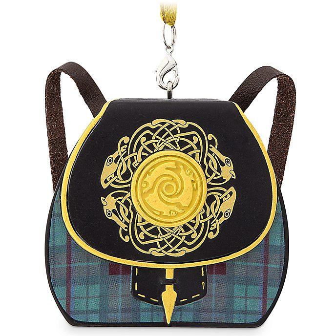 Disney Store Merida Handbag Ornament