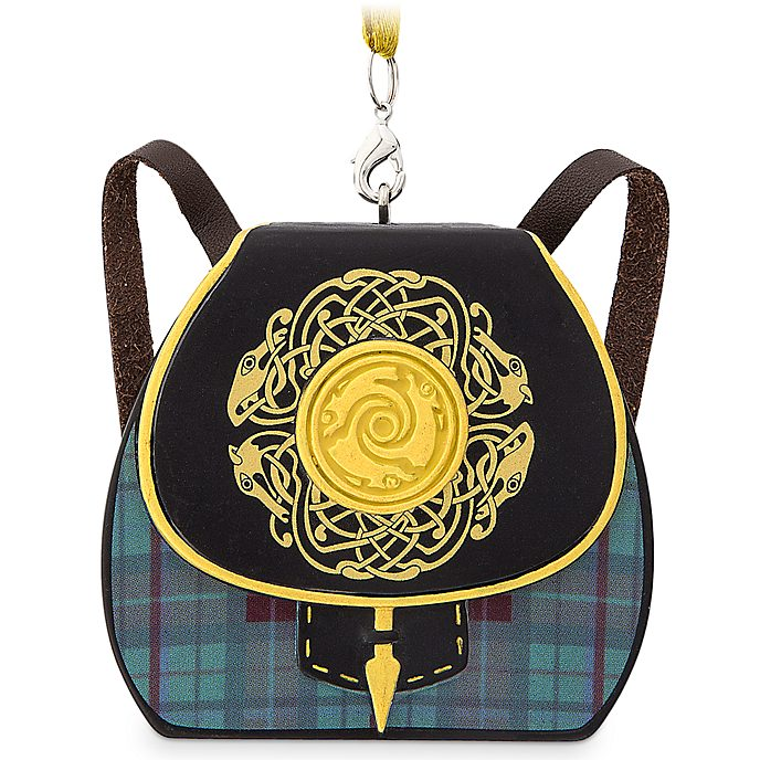 Disney Store - Merida - Dekorationsstück in Handtaschenform