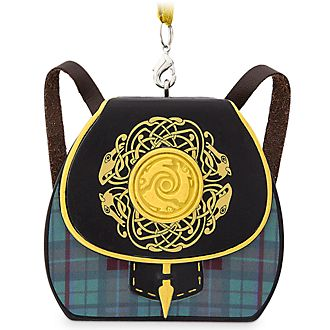 Adorno Mérida Handbag Ornament, Disney Store