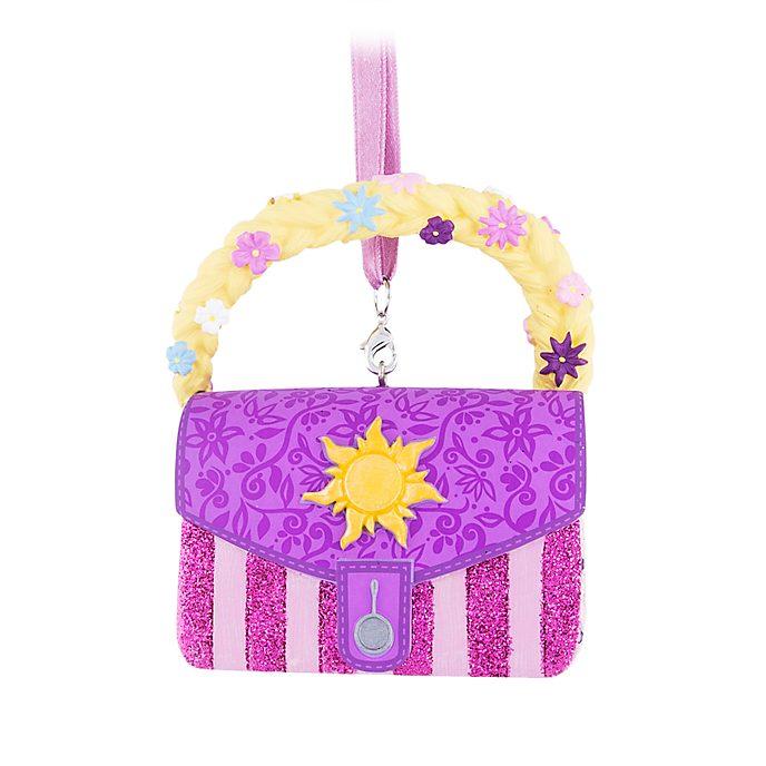 Adorno Rapunzel Handbag Ornament, Disney Store