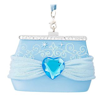Adorno Cenicienta Handbag Ornament, Disney Store